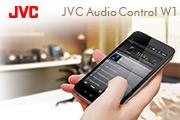 JVC Audio Control W1