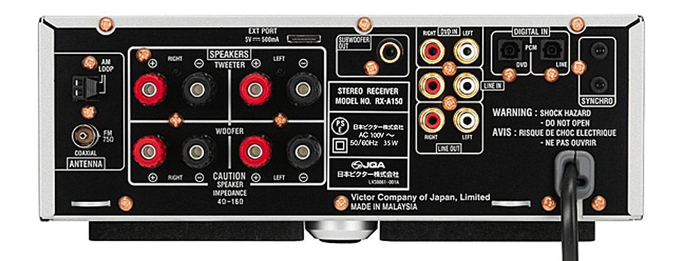центра с DVD JVC UX-G500V.