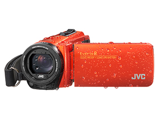 JVC ハイビジョンメモリームービー GZ-RX680
