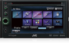 JVC Mobile Entertainment MirrorLink™