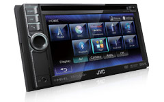 JVC Mobile Entertainment MirrorLink™