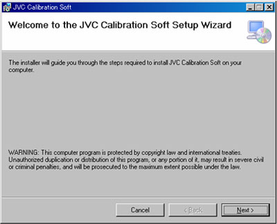 Calibration Software Download for DLA-Z1, DLA-RS4500 | JVC